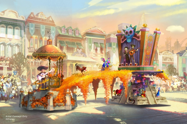 イメージ ©Disney/Pixar