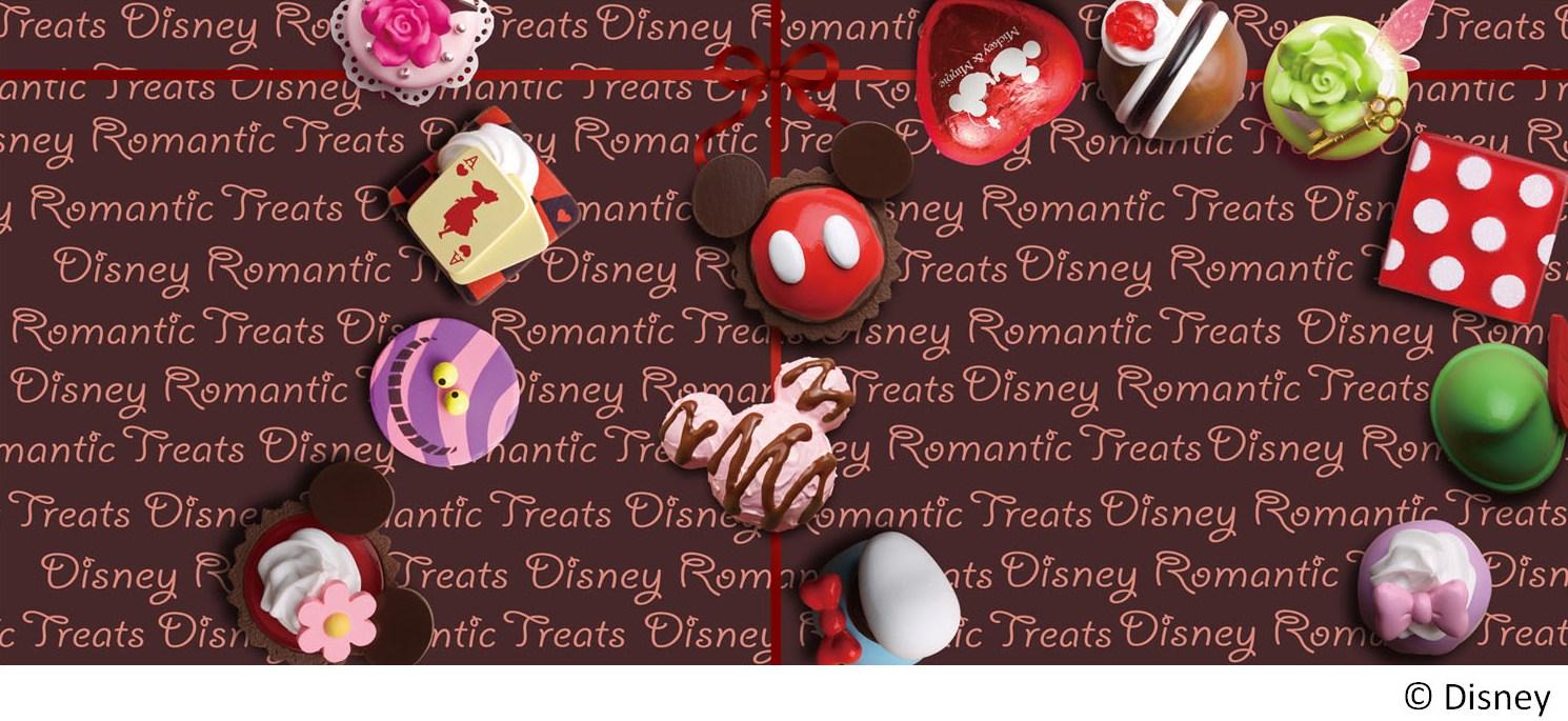 ディズニー バレンタインデーにピッタリのandroid 対応スマートフォン向け公式ライブ壁紙 ディズニーチョココレ を販売開始 ウォルト ディズニー ジャパン株式会社のプレスリリース