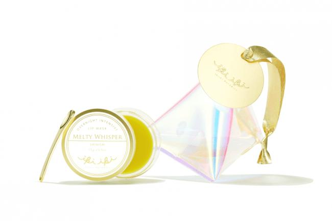 新作のリップマスク「メルティウィスパー」ヒカリエShinQs限定パッケージ