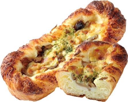 4種のきのことチーズカルボナーラ