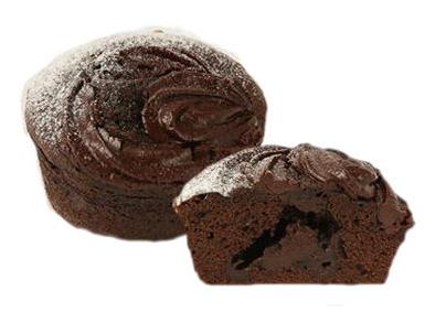 トリュフと生チョコの濃厚フォンダンショコラ