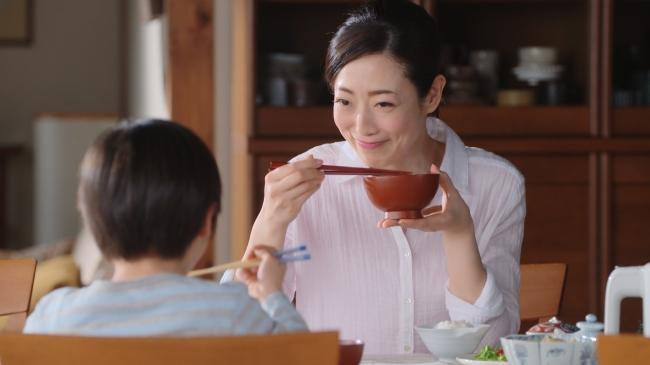 永谷園 お 吸い物 cm 女優