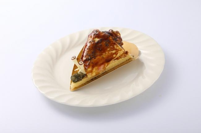 マガキガイケーキ