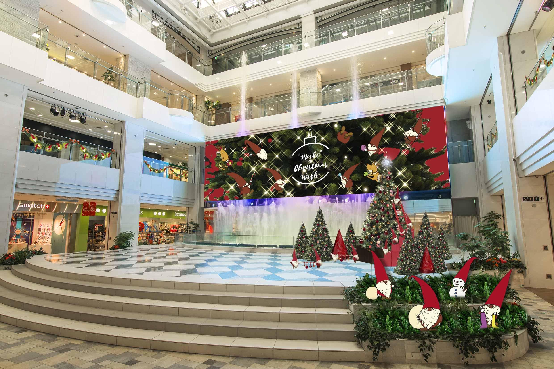 """Sunshine City """"Make"""" a Christmas wish クリスマスライブ Crystal Kayさん、クリス・ハートさんなど豪華アーティストが出演!!"""