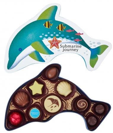 イルカのオリバー(1,404円)メリーチョコレート