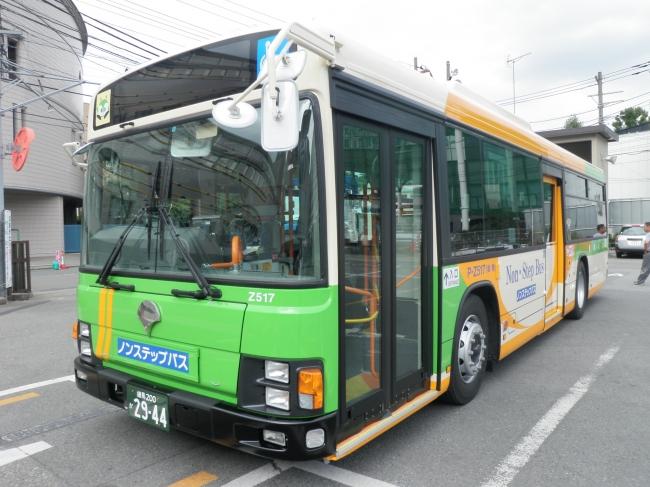 都営バス(イメージ)