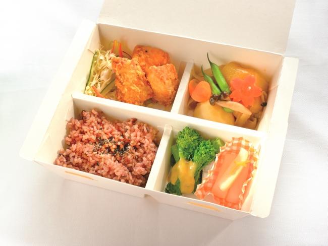 季節のほっこり弁当(1,000円)