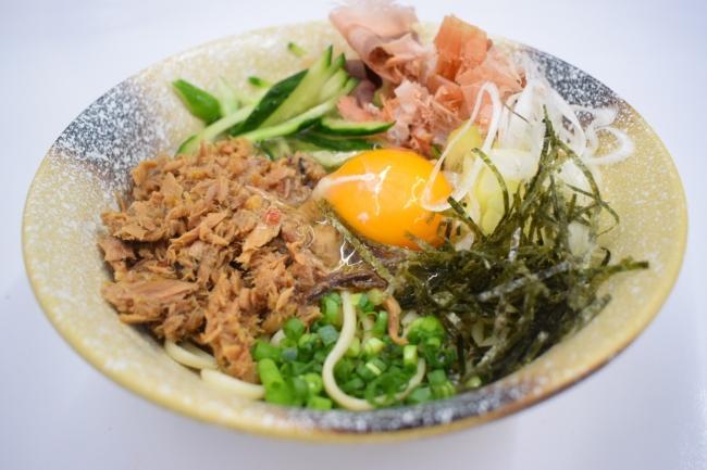Okinawanまぜそば(850円)
