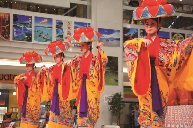 沖縄の歌と踊り