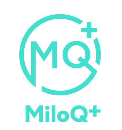 MiloQ+(ミロックプラス)ロゴ