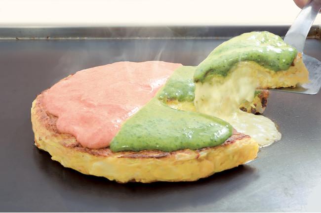 カマンベールチーズのハーフマヨネーズ焼き 1,628円 池袋 ぱすたかん(専門店街アルパB1)