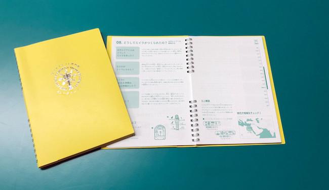 小中高生は無料でミュージアムノートを プレゼント!(数量限定)ノート提示で展覧会期間中何度も無料で入館できます。