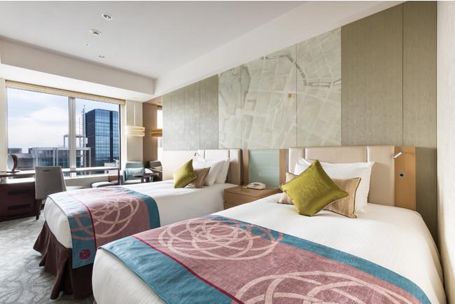 ホテルメトロポリタン 丸の内 客室イメージ