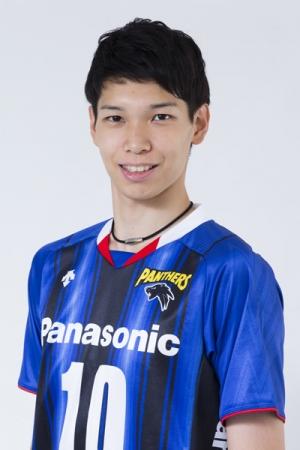山内晶大選手