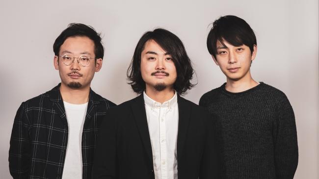 左より CTO金井、CEO菊川、COO土井