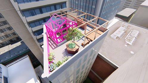 3 Alternative Rooftop 完成イメージ