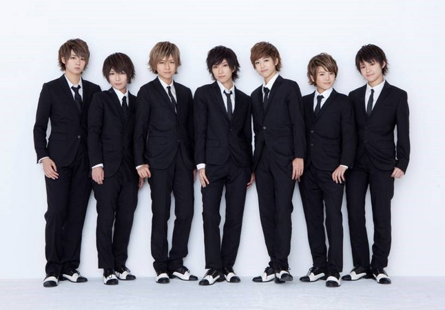 風男塾「NEW YEAR'S EVENT 2015 in ODAIBA」