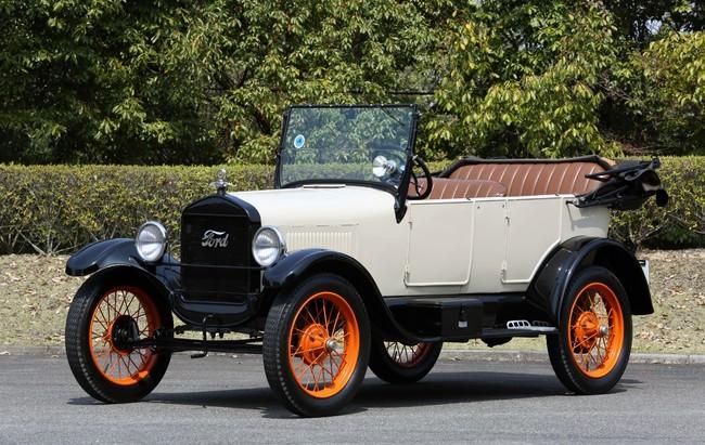 フォード モデルT ツーリング(アメリカ)