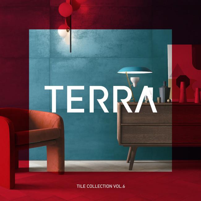 『TERRA TILE COLLECTION VOL.6』表紙