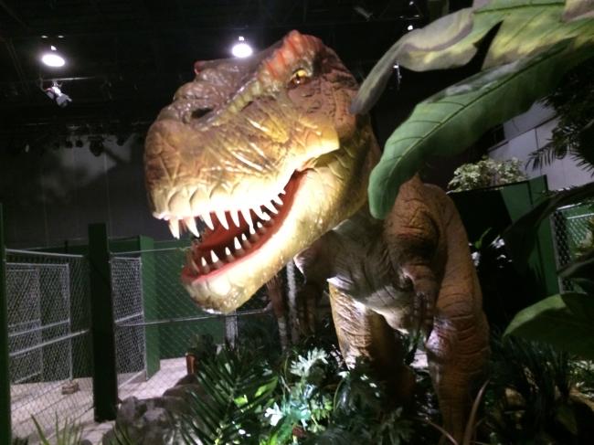 ティラノサウルス(イメージ)