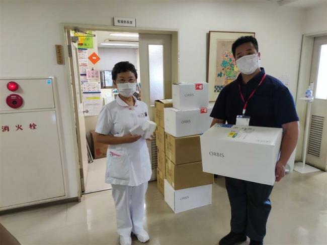 武蔵野中央病院 コロナ