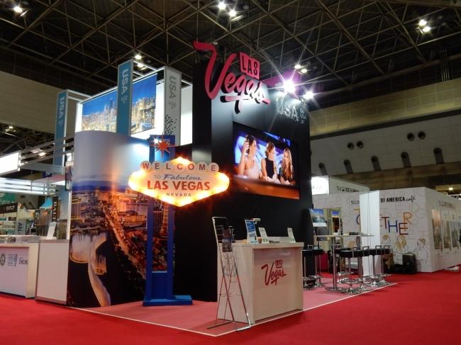 LasVegas Booth