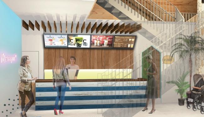 フードメディア(FoodMedia)が提供する店内イメージ