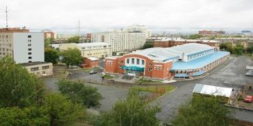 ノボシビルスク工科大学のスポーツ施設