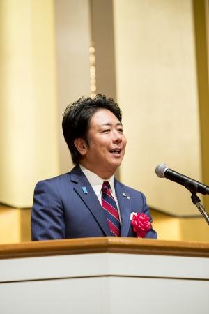 福岡市長 高島 宗一郎様