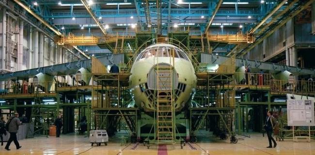 ウリヤノフスク州は、ロシア国内民間航空機生産ナンバー1を誇る