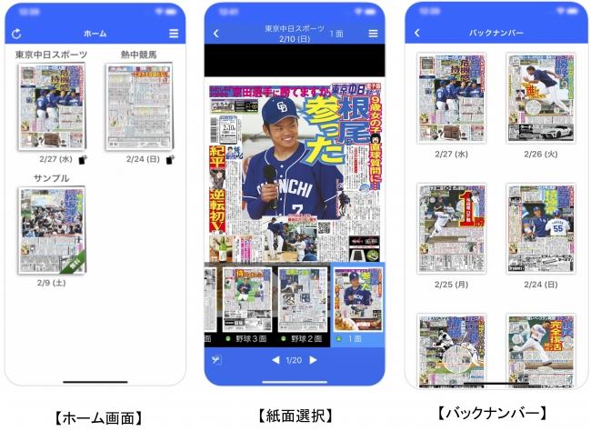 導入事例】東京中日スポーツが、電子版として登場!Slow-Walkersの ...
