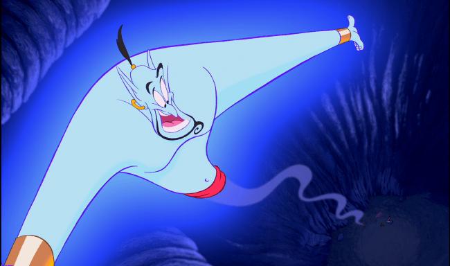 『アラジン』(C)1992 Disney