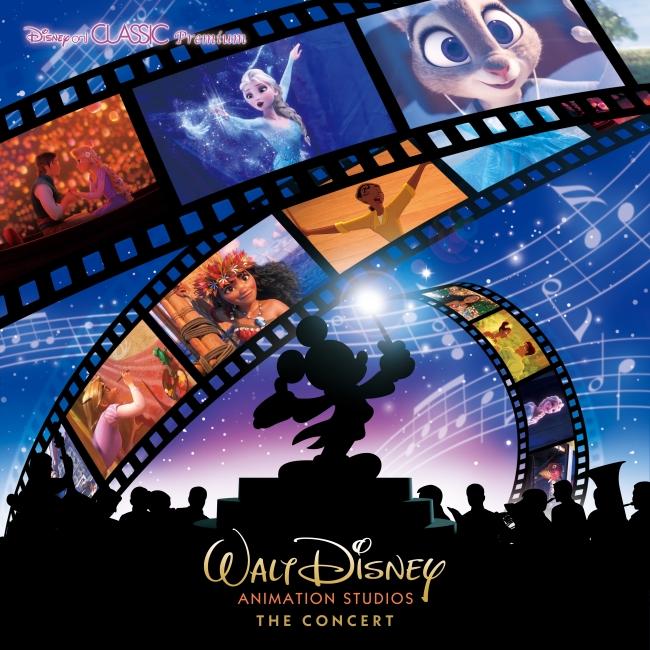 Presentation licensed by Disney Concerts. (C)️Disney