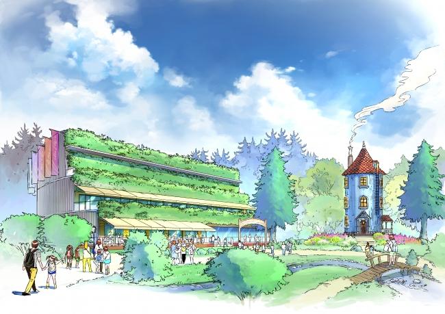 ムーミンバレーパーク イメージ