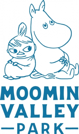 ムーミンバレーパーク ロゴ