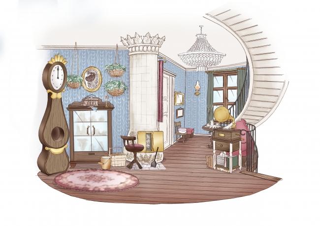(C) Moomin Characters TM