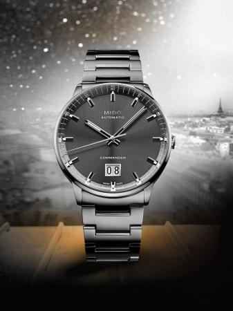 hot sale online ff5c4 36e3d スイスの時計ブランド、ミドー】創立100周年を記念して ...