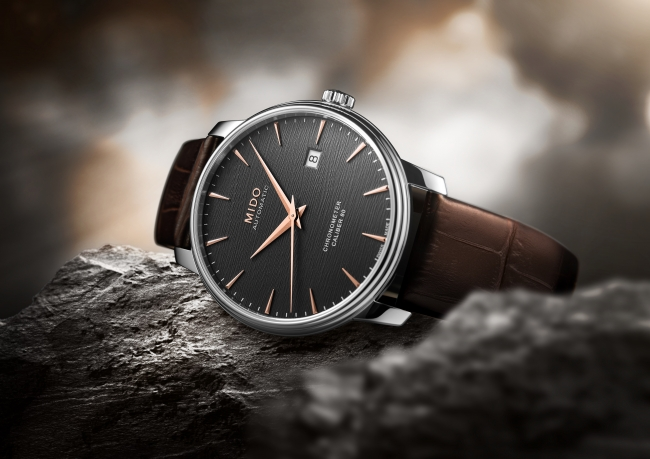 timeless design febf3 44623 スイスの時計ブランド、ミドー】タイムレスな外観に最新の ...