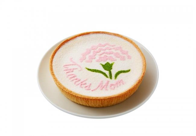 マザーズデー マスカルポーネチーズケーキ