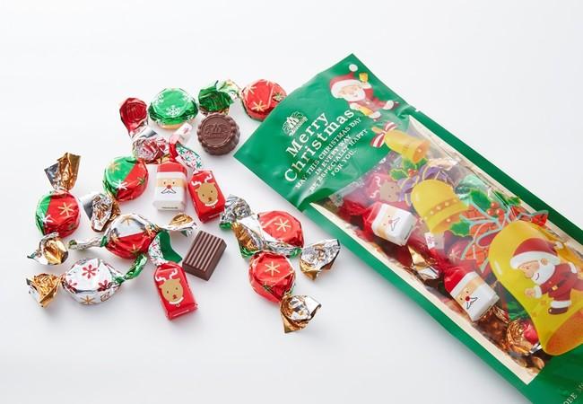 クリスマスサプライズ<ミルクチョコレート(72g・13個入)>