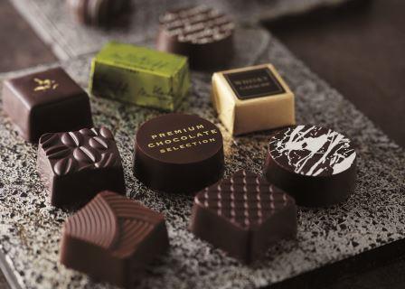 モロゾフ チョコレートの主力商品をリニューアル