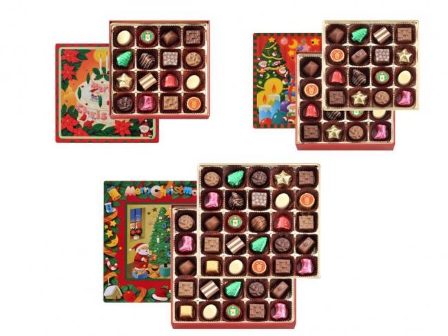 クリスマスファンシーチョコレート