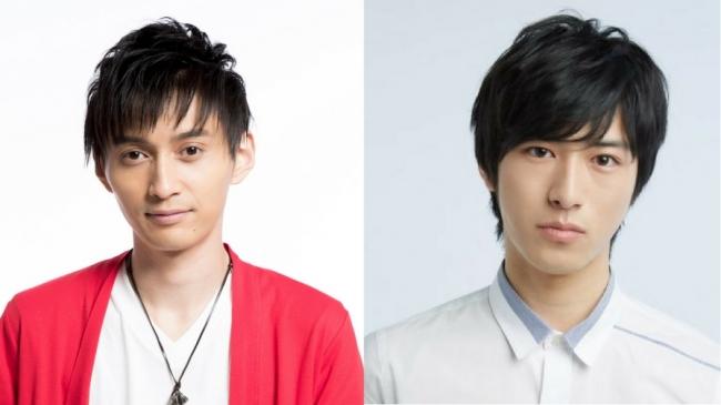 左:帆世雄一さん 右:村川翔一さん