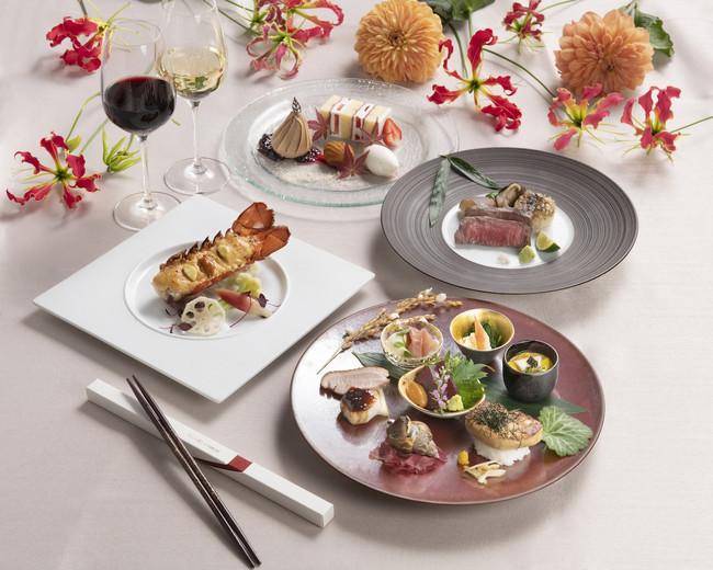全4皿婚礼料理フルコース「シェフズプレミアム」