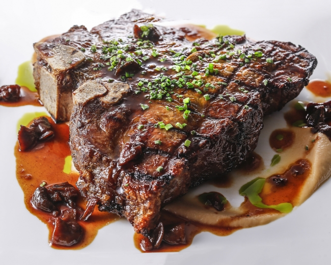 アレクサンダーズステーキハウス 熟成肉