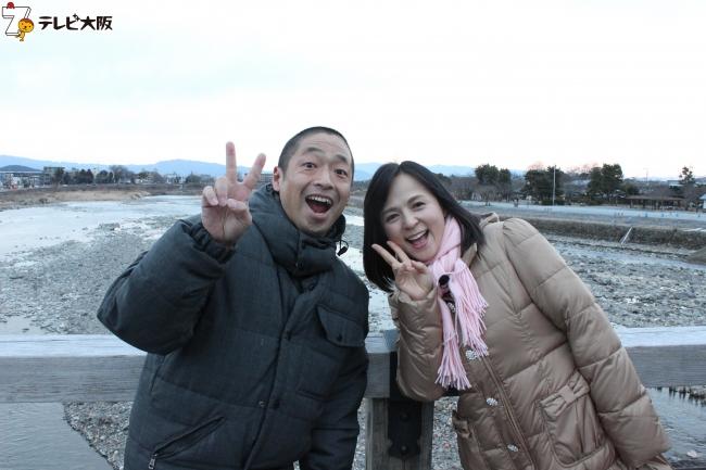 左から)団長安田(安田大サーカス)・いとうまい子