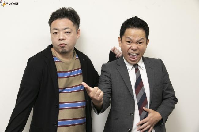 ダイアン(左からユースケ、津田篤宏)