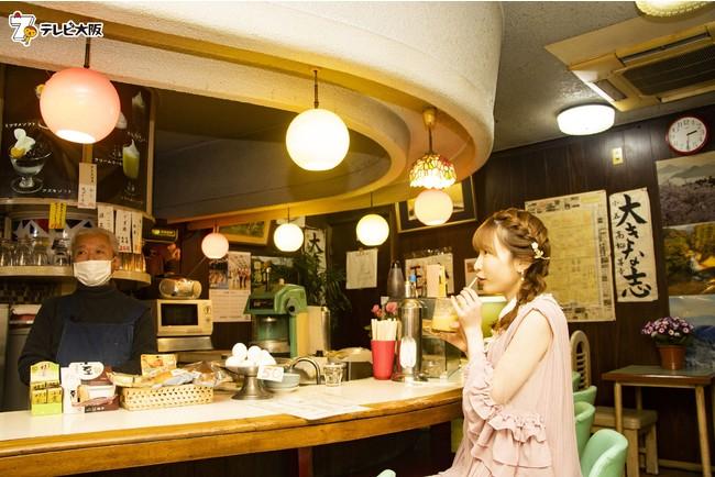 レトロな雰囲気が漂う大阪・今福西の白泉堂