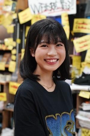 中田青渚(C)「妄想ごはん」製作委員会2021