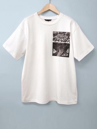 Tシャツ(ユニセックス)¥13,000(税抜)